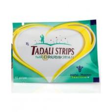 10x Tadali Strips